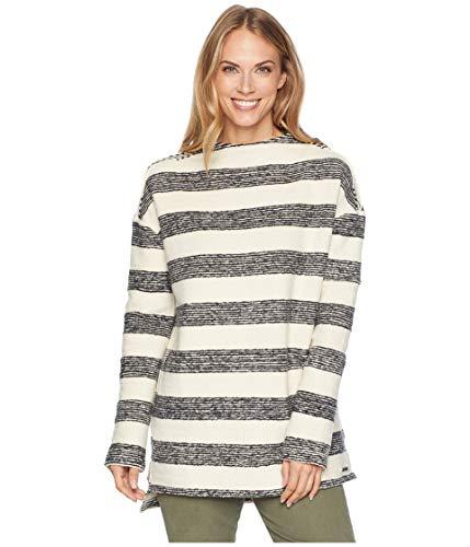 CARVE Designs Roseway Tunic Sweater, Small, Birch Alberta