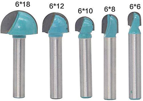 6 * 32mm*60/° 1pc Fresa per fresare Acciaio al tungsteno Lavorazione del legno Router CNC Punta di affilatura Utensile da taglio con scanalatura a V 6 mm Albero in metallo duro Smusso Fresa conica