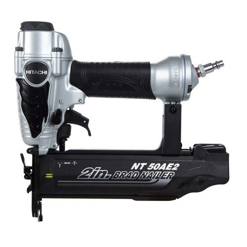 Hitachi NT50AE2 18-Gauge 2 in. Finish Brad Nailer Kit - Gauge Nailer 18 Brad