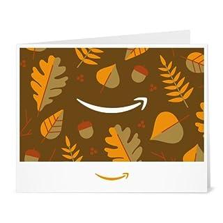 Amazon Gift Card - Print - Fall Leaves (B01LZM1F0N) | Amazon price tracker / tracking, Amazon price history charts, Amazon price watches, Amazon price drop alerts
