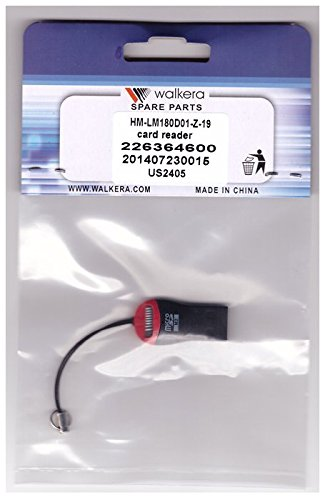 HobbyFlip Micro Card SD Reader USB Adapter Compatible with Radio Shack Surveyor Drone