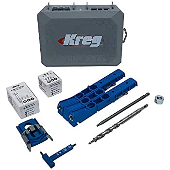 Milescraft 13230003 PocketJig200 Kit - Complete Pocket Hole ...