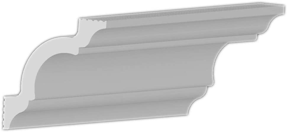 Available in 5 Other Styles and Quantities-See Our Other LISTINGS by Austin Crown Molding 56 Ft of 5.5 Carson Foam Crown Molding Room kit W//precut Corners on end of Lengths 4 Inside /& 1 Out