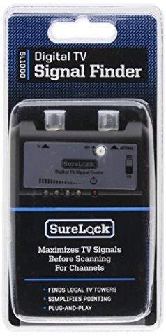 KING SL1000 SureLock Satellite TV Signal Meter