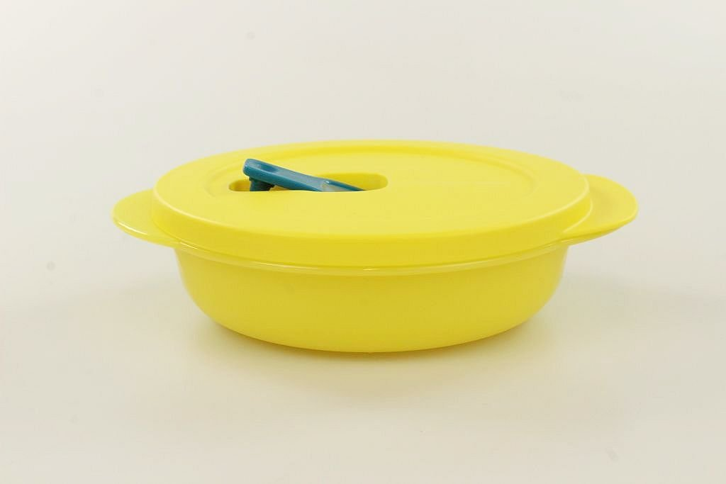 Tupperware Microondas crystalwave 400 ml Amarillo Micro ...