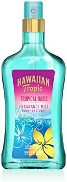 Tropical Oasis by Hawaiian Tropic For Women Fragance Mist Spray 8.4oz Unboxed
