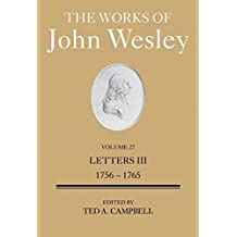 The Works Of John Wesley, Volume 27