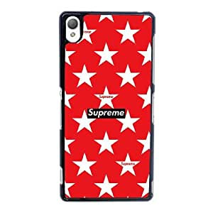 Supreme Logo for Sony Xperia Z3 Custom Cell Phone Case Cover 99TY000392