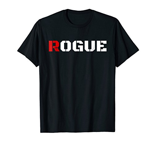 Rogue Tshirt with Army Style Print, by Rogue T shirt For That Animal In You