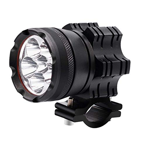 Backbayia Flashlight Warning Lamp Front Flash Turn Signal Blinker LED Indicator Light:
