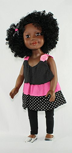 Kayla Curly Girls United Doll product image