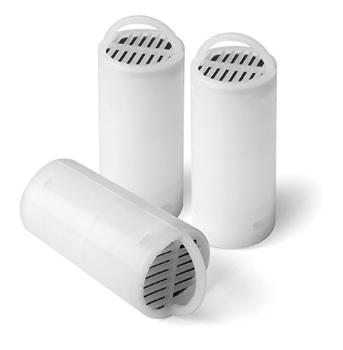 Duo Density Carbon - PetSafe Drinkwell 360 Premium Carbon Filters, Dog and Cat Water Fountain Filters, 3 Pack