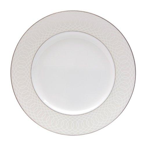 Nikko Fine Bone China - Nikko Lancet Pearl Salad Plates