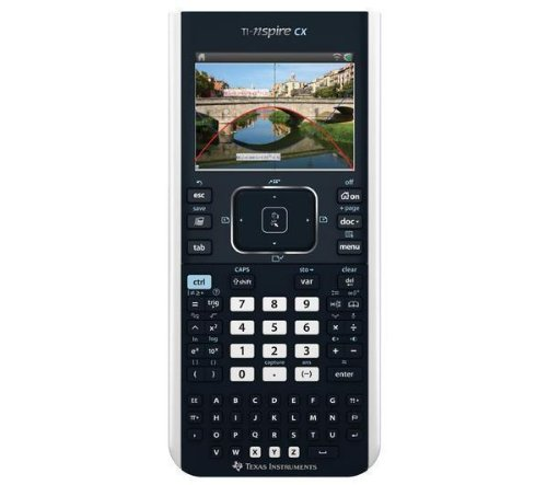 Texas Instruments TI-NSPIRE CX - CLAMSHELL by Texas Instruments