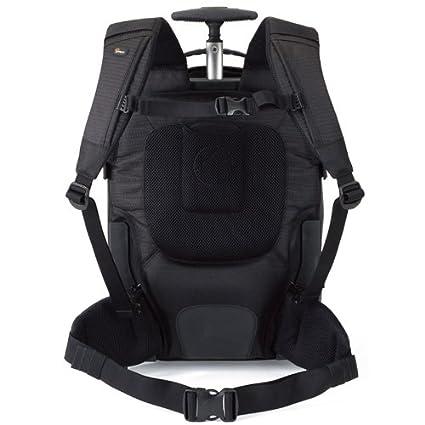 Lowepro Pro Runner X350 AW - Mochila con compartimentos para cámaras DSLR, negro: Amazon.es: Electrónica