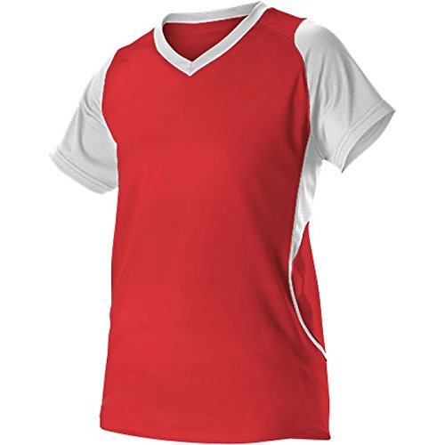 AllesonレディースFastpitch Jersey B00I7T88JG