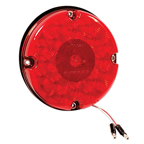 Grote 55982 7'' LED Stop Tail Turn Light (Single Function with Reflex)