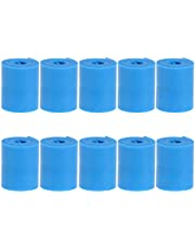 iplusmile 50pcs Disposable Tourniquets Latex-Free Point-Continued Elastic Tourniquets for First Aid Medical Sport Emergency
