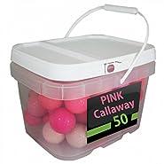 Callaway Pink Premium Golf Balls (50 Pack)