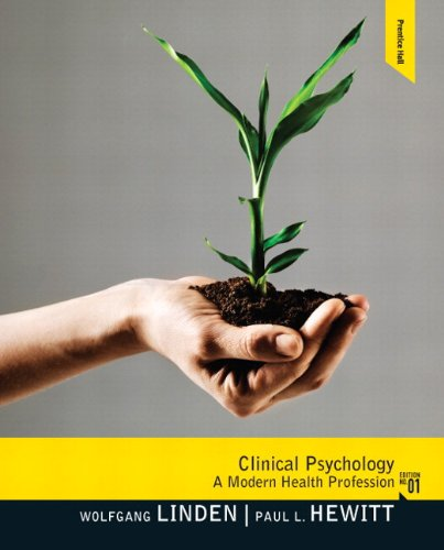 Clinical Psychology: A Modern Health Profession Plus Mysearchlab with Etext -- Access Card Package