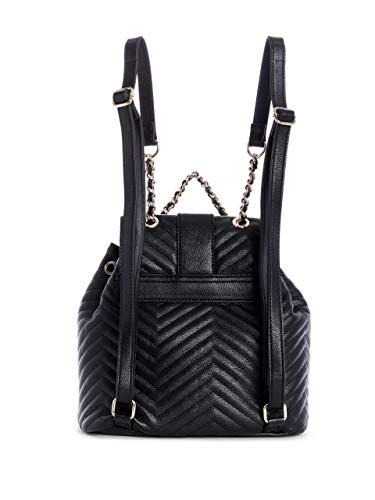 Noir À black Dos Sacs Violet Backpack Guess xqzwfaXW