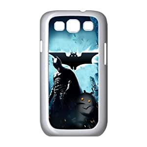 Batman And Android Digital Art 2 Samsung Galaxy S3 9 Cell Phone Case White Gift pjz003_3319110