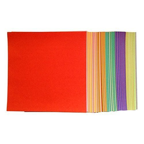180sheets Japanese Origami Folding Paper (One Sided) ()