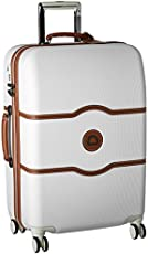 Delsey Luggage Chatelet Hard+ 24 inch 4 Wheel Spinner a452ddb2b490f