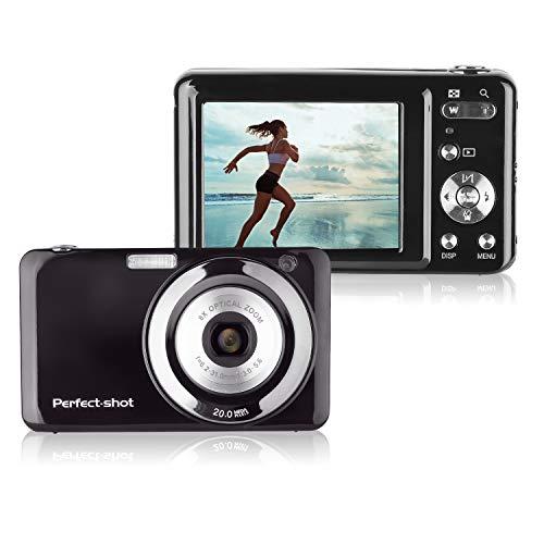 GordVE (KINGEAR) 2.7 Inch TFT 5X Optical Zoom 15MP 1280x720 HD Anti-shake Smile Capture Digital Video Camera