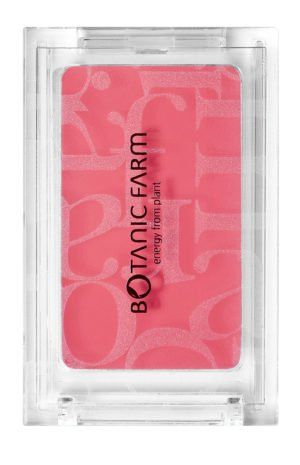 Botanic Farm Romantic Blooming Lip and Cheek, Berry Pink, 4.3 Gram