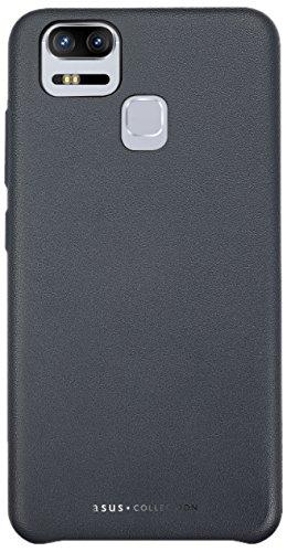 農民渦控えめなASUS ZenFone Zoom S  (ZE553KL)専用 Bumper Case ブラック 90AC0250-BCS001