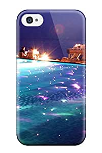 New Cute Funny Vacation Facebook Covers Case Cover/ Iphone 4/4s Case Cover