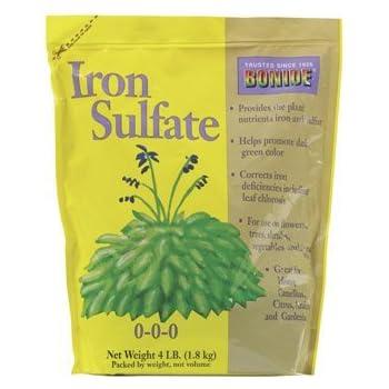 Bonide #920 4lb Iron Sulfate