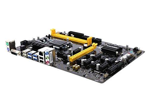 BIOSTAR TB250-BTC PRO LGA 1151 Intel B250 SATA 6Gb/s USB 3.0 ATX Intel Motherboard by Biostar