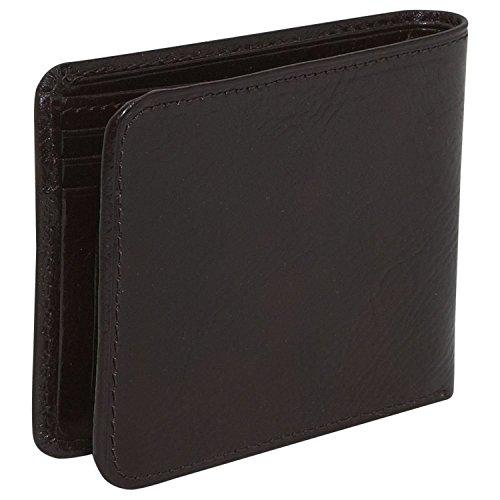 Wallet Jack Sienna Leather fold Bi Georges Jack Georges Cherry qUOn5w0z