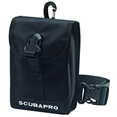 Carry more cargo When wearing your HYDROS Pro BCD with the Scuba HYDROS Pro cargo thigh pocket. The pocket is ideal for storing instructor slates, dive lights, marker Buoys, spare masks, and compact cameras. A large protective over flap secur...