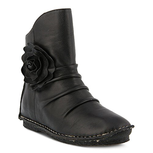 Black Spring Silvestra Boot Step Women's gwzq6Z