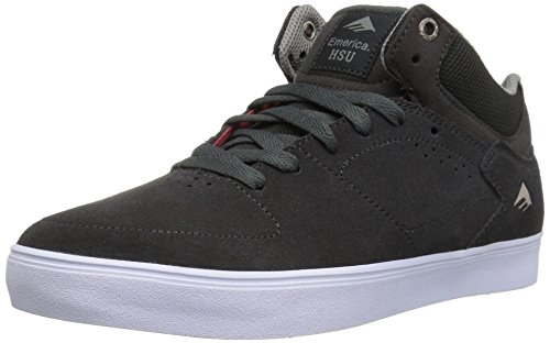 Da Brandon Uomo Charcoal Emerica Skateboard Scarpe The Westgate OawxxqBI