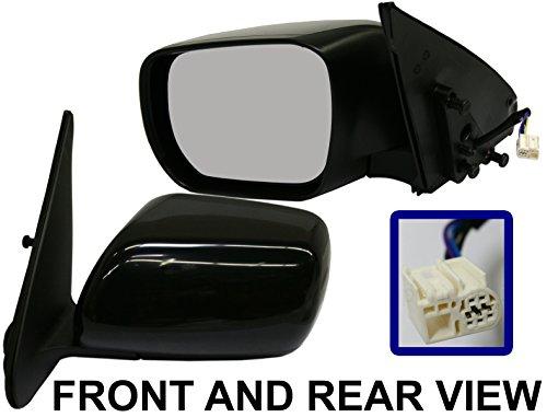Suzuki Vitara Power Mirror - SUZUKI GRAND VITARA 06-11 SIDE MIRROR LEFT DRIVER, POWER, HEATED, FOLDING
