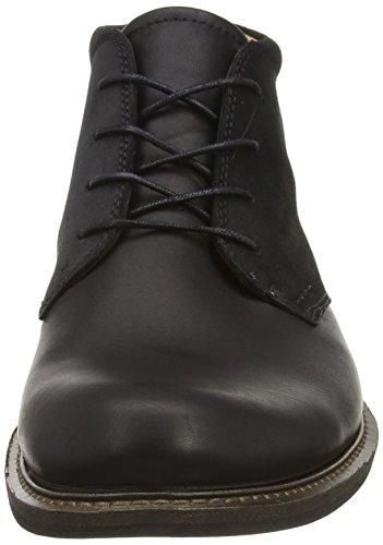 Ecco ECCO FINDLAY - botas chukka de cuero hombre Negro (BLACK/BLACK51707)