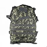 ZAPT 3 Day Tactical Molle Military Hydration Camo Backpack Outdoor Camping Sport Bag (ACU)