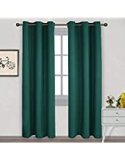 NICETOWN Blackout Curtains for Bedroom(106 CM and 132 CM Wide)