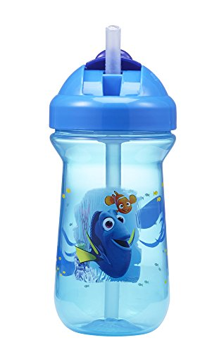 The First Years Disney/Pixar Finding Dory Flip Top Straw Cup