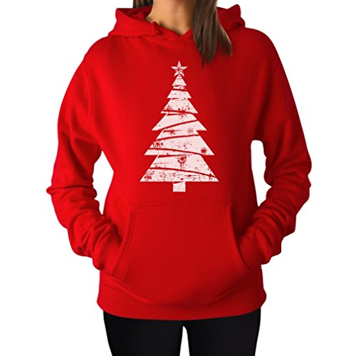 Christmas Tree Women's Hoodie - 6 Colors
