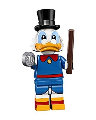 LEGO Disney Series 2 Collectible Minifigure - Scrooge McDuck (Sealed Pack) 71024