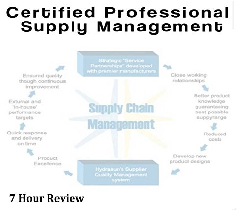 Cpsm Certified Professional In Supply Management 7 Hour Audio Review  Cpsm Review