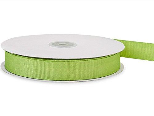 Leaf Green Grosgrain Ribbon