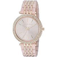 Michael Kors Women's Darci Rose Gold-Tone Watch MK4327