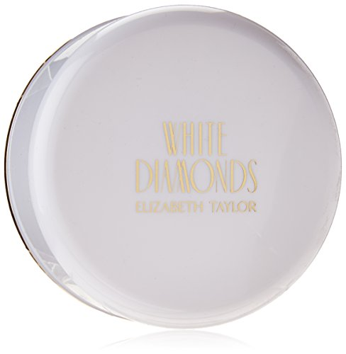 White Diamonds by Elizabeth Taylor for Women, Body Powder, 2.6-Ounce