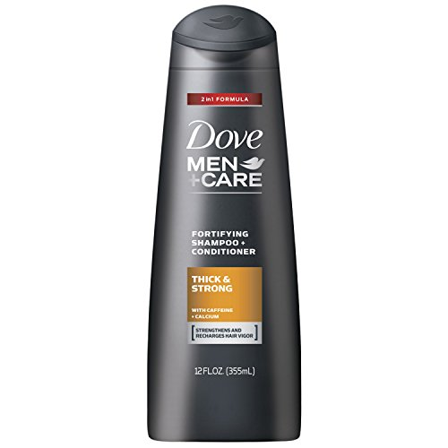 Dove Shampoo Conditioner Thick Strong